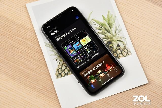 iPhone 11上手开箱