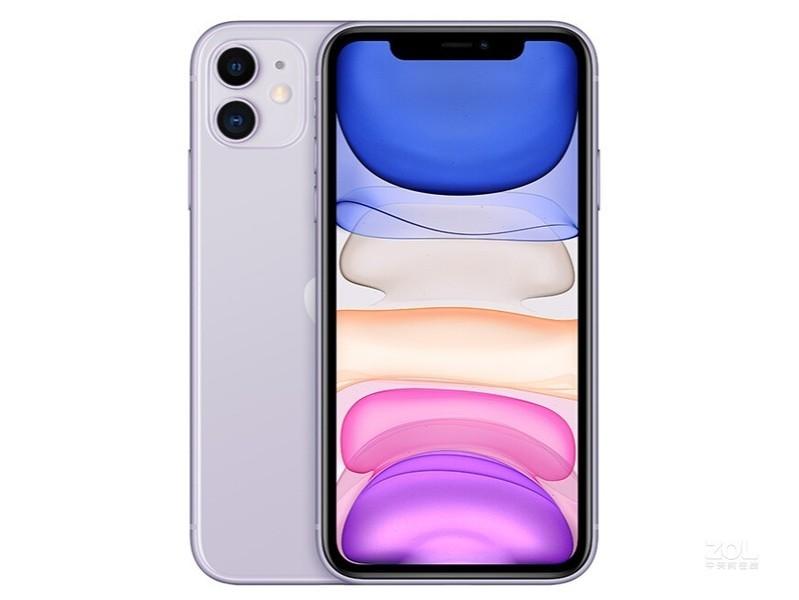 苹果iPhone 11(4GB/256GB/全网通)