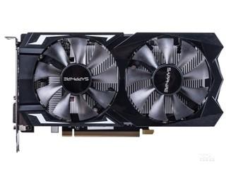 蓝宝石RX 550 4G D5 超白金 OC