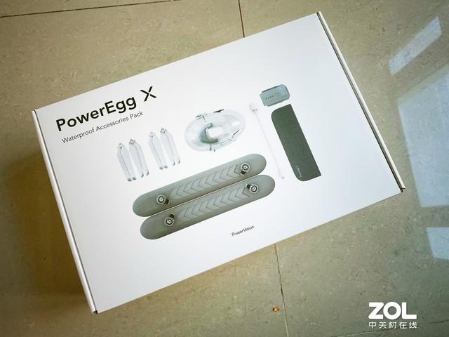 臻迪PowerEgg X体验:蛋形三种玩法秒变黑科技