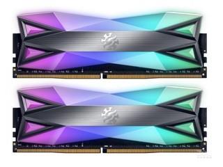 威刚XPG 龙耀D60G 32GB(2×16GB)DDR4 3600