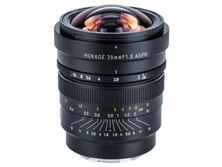 唯卓仕20mm f/1.8(佳能卡口)