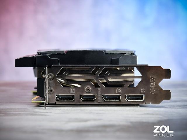 微星RTX 2070 SUPER GAMING X TRIO评测