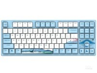 达尔优A87 归燕主题机械键盘