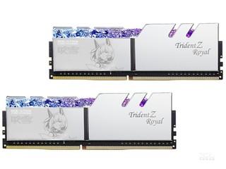 芝奇皇家戟吹雪联名款 16GB(2×8GB)DDR4 4000(F4-4000C18D-16GTRSS)