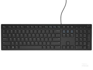 戴尔KB216有线键盘