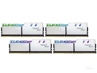 芝奇皇家戟 64GB(4×16GB)DDR4 3600