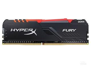 金士顿骇客神条FURY 16GB DDR4 3600 RGB(HX436C17FB3A/16)