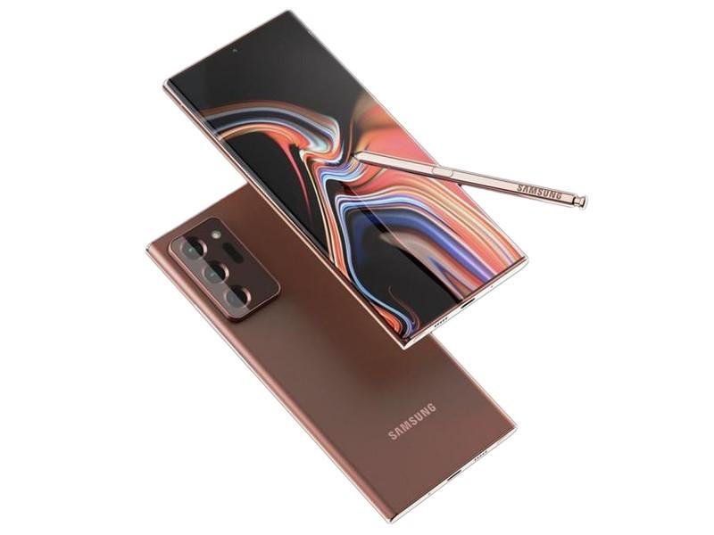 三星Galaxy Note 20 Ultra(12GB/256GB/全网通/5G版)