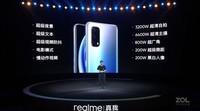 realme X7(6GB/128GB/全网通/5G版)发布会回顾6