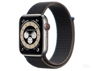 Apple Watch Edition Series 6 44mm(GPS+蜂窝网络/钛金属表壳/回环式运动表带)