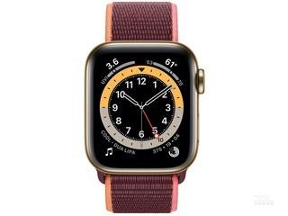 Apple Watch Series 6 44mm(GPS+蜂窝网络/不锈钢表壳/回环式运动表带)