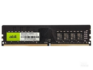 升技8GB DDR3 1600(台式机)