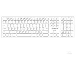思巴达K67静音无线键盘