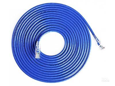 得标 六类网络跳线1米GL-6001