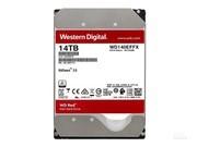 西部数据 红盘 14TB SATA3.0 256M(WD140EFFX)
