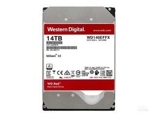 西部数据红盘 14TB 5400转 256M SATA3(WD140EFFX)