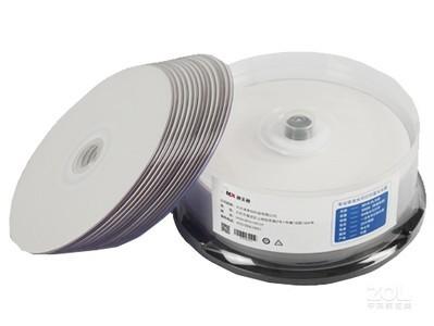 迪美视 专业级可打印光盘BD-R DL 50GB 高光可打印  25片/桶