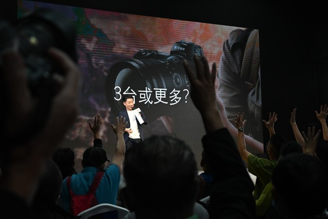 尼康创意营上海站:听大咖分享摄影秘籍,体验全新影像科技