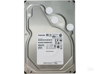 东芝4TB 7200转 128MB SATA3(MD04ACA400)