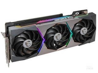 微星GeForce RTX 3070 SUPRIM X 8G