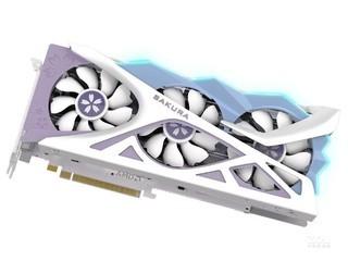 盈通AMD RADEON RX6800-16GD6 樱瞳花嫁纪念版
