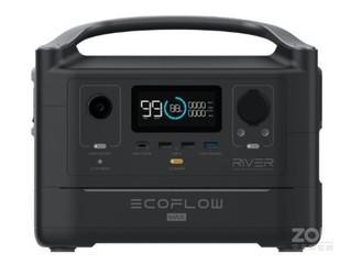 正浩RIVER 600 MAX+110W太阳能板