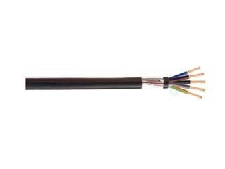 一舟5芯电源线RVV5*0.75