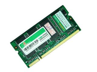 超胜512MB DDR400(笔记本)