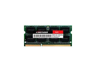 金泰克2GB DDR3 1066(磐虎-笔记本)