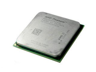 AMD 羿龙II三核