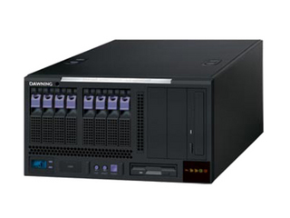 曙光天演EP450-GF2(Opteron 8350*4/8GB/2*300GB)