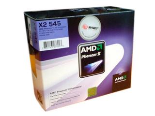 AMD 羿龙II X2 545(盒)