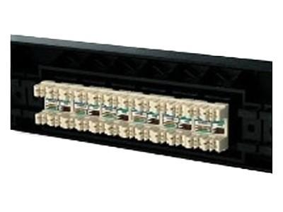 AMP 超五类48口配线架406331-1