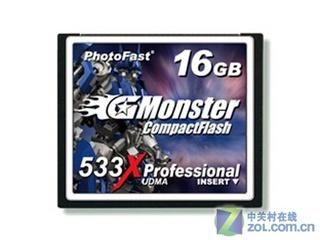 PhotoFast CF卡 533X(16GB)