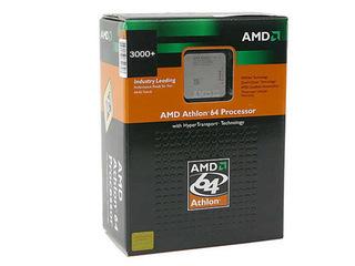 AMD 速龙64 3000+(盒)