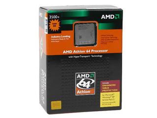 AMD 速龙64 3500+/E6(盒)
