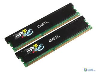 金邦4GB DDR3 2000(白金套装)