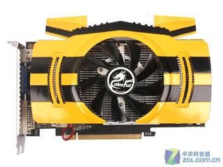 七彩虹逸彩250-GD3 CF黄金版 512M M08 H
