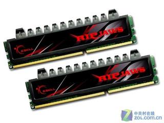 芝奇4GB DDR3 2000(F3-16000CL9D-4GBRH)
