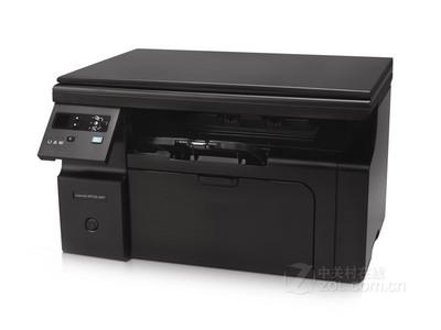 打印机HP laserjet M1136 mfp能通过网络共享的吗