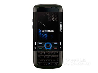 诺基亚5700XM黑色