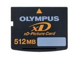 奥林巴斯 xD(512MB)
