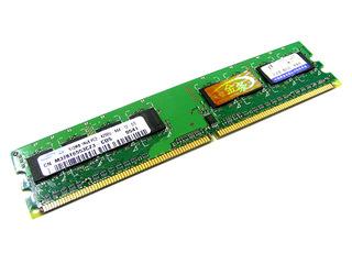 三星DDR2 400台式机内存