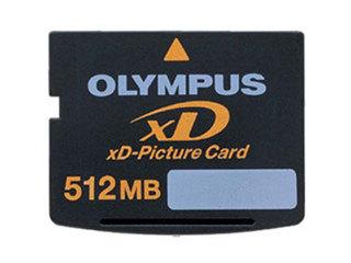 奥林巴斯xD(512MB)