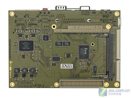 AMD发布Geode LX800处理惩罚器从头设计主板