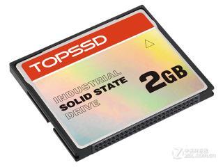 TOPSSD 工业级CF卡(2GB/嵌入式固态硬盘)