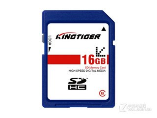 金泰克SDHC卡 Class6(16GB)