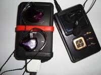 真男人和捆绑? HM-602 VS iPod完全体