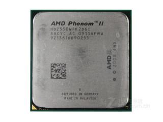 AMD 羿龙II X2 550(散)